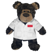 Lab Coat Cozy Bear