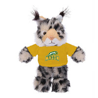 Plush Pal Bean Buddy Bobcat