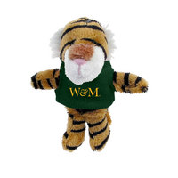 William and Mary MCM Wild Bunch Plush Magnet