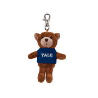 Yale Bulldogs MCM Wild Bunch Plush Magnet