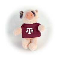 Texas A&M Aggies MCM Wild Bunch Plush Magnet