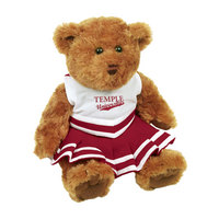 Temple MCM Cheerleader Bear