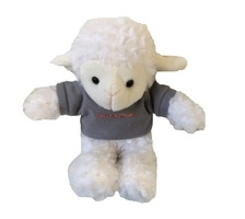Plush Pal Bean Buddy Lamb