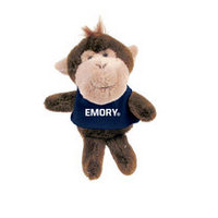 Emory Eagles MCM Wild Bunch Plush Magnet