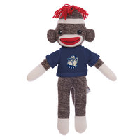 Plush Sock Monkey