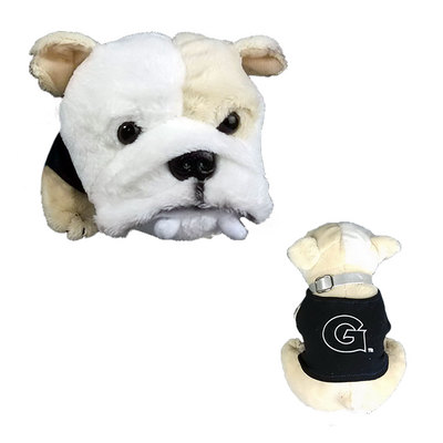 Custom Plush School Mascot 9 inches