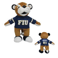 Custom Plush School Mascot 14 inches