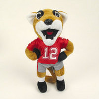 Washington State Cougars Plush Mascot