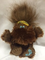Bigfoot 6 Inch Mascot