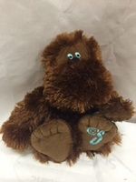 Bigfoot 8 Inch Mascot