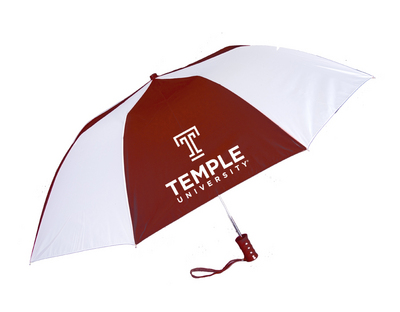Temple Automatic Folding Umbrella