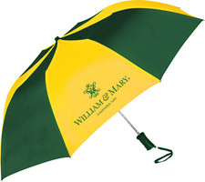 William and Mary Automatic Folding Umbrella