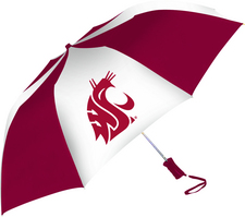 Washington State Cougars Automatic Folding Umbrella