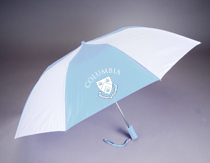 Columbia University Automatic Folding Umbrella