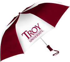 Troy University Automatic Folding Umbrella