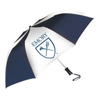 Emory Eagles Automatic Folding Umbrella