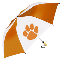 Clemson Tigers Oversized Deluxe Folding Umbrella