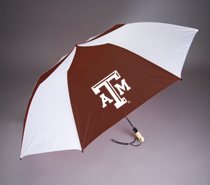 Texas A&M Aggies Oversized Deluxe Folding Umbrella