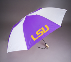 LSU Tigers Oversized Deluxe Folding Umbrella