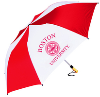 Boston Terriers Oversized Deluxe Folding Umbrella