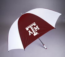 Texas A&M Aggies Large Golf Umbrella