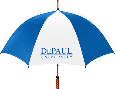 DePaul Large Golf Umbrella