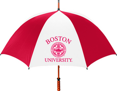 Boston Terriers Large Golf Umbrella