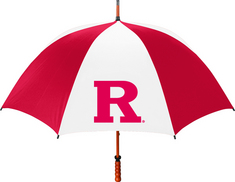 Rutgers Scarlet Knights Large Golf Umbrella