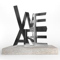 WEARE Fine Art Desktop Sculpture