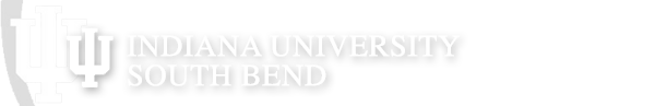 The Hammes Bookstore at IU South Bend Logo