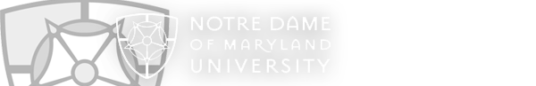 Notre Dame of Maryland University Logo