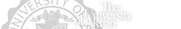 University of Akron Logo